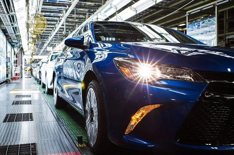 Toyota 30th Anniversary Camry