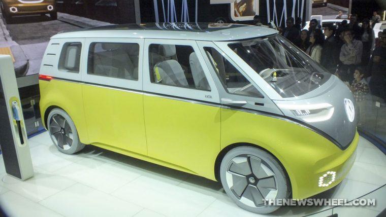 Volkswagen ID Buzz Concept 6