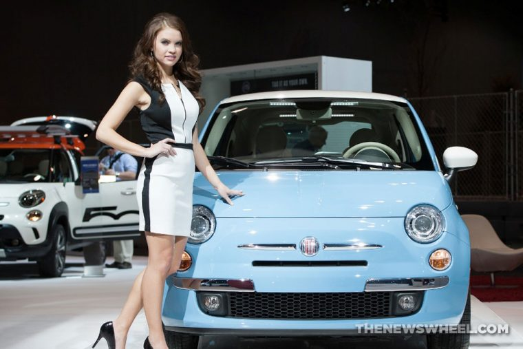 Why Do Women Models Pose Beside Cars At Auto Shows The News Wheel - Car show models photos