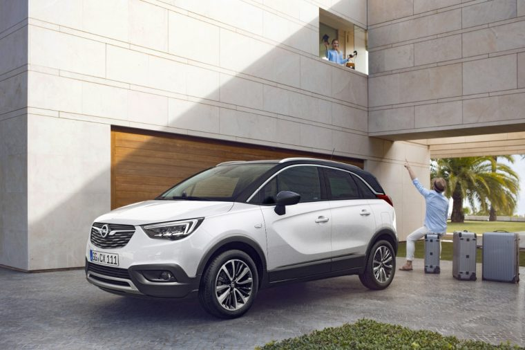 watch the livestream of opel s crossland x world premiere the news wheel. Black Bedroom Furniture Sets. Home Design Ideas
