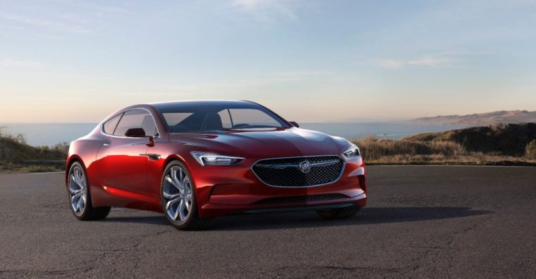 The Buick Avista Concept recently made its Canadian debut at the Montreal International Auto Show