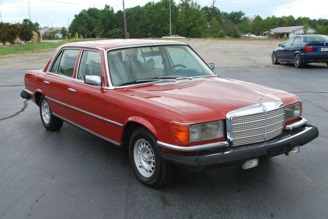 Mercedes 450SEL 6.9