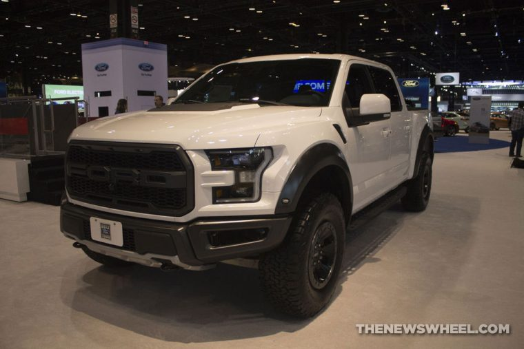The Ford Raptor Beat Out Four Other All New Trucks To Earn The  Autoguide