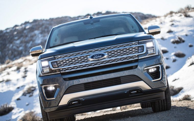 Photos 2018 Ford Expedition Gets Lighter Aluminum Body Tons Of