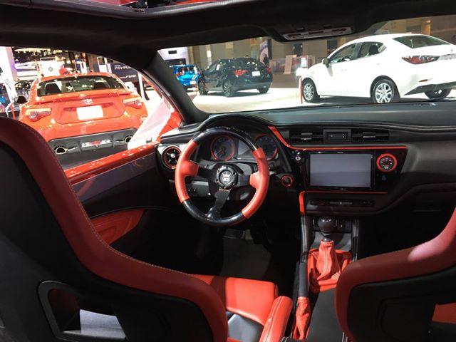 2016 Toyota XTREME Corolla | The News Wheel