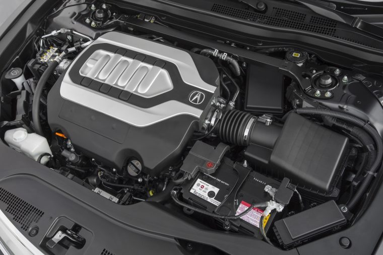 2017 Acura RLX Engine