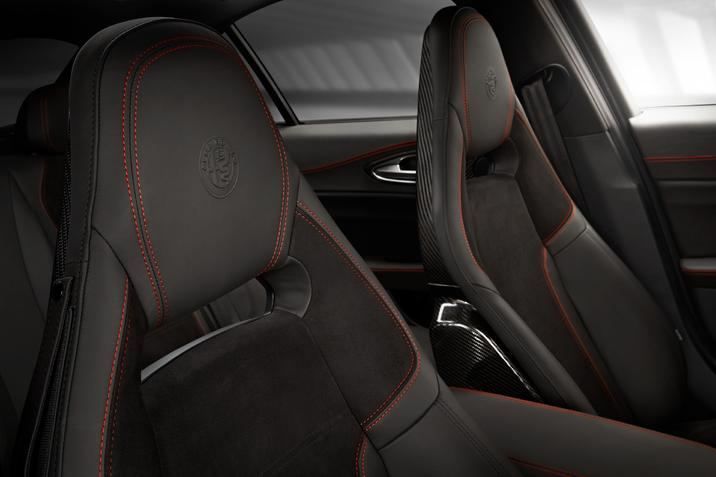 2017 Alfa Romeo Giulia Quadrifoglio Interior 6 | The News ...