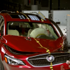 The 2017 Buick LaCrosse was named a Top Safety Pick by the Insurance Institute for Highway Safety (IIHS)