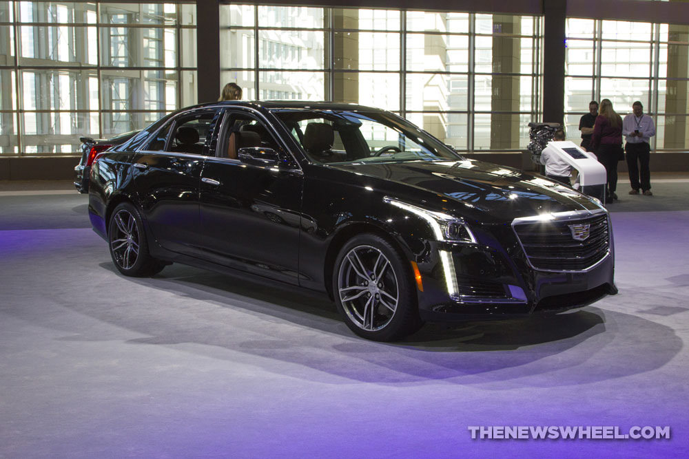 Cadillac Cts Coupe 2017 >> 2017 CAS Photo Gallery: See the Cars Cadillac Brought to the Windy City - The News Wheel