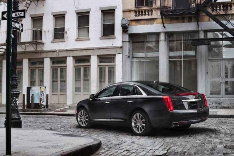The 2017 Cadillac XTS sedan becomes the latest GM car to be offered in the Middle East market