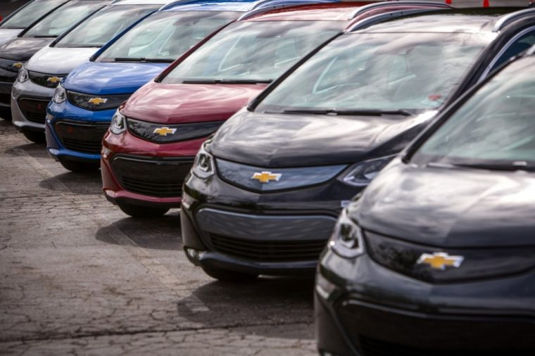 Chevy recently announced the first Bolt EVs have been delivered to Canada