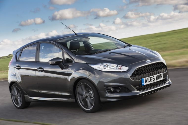 2017 Ford Fiesta UK