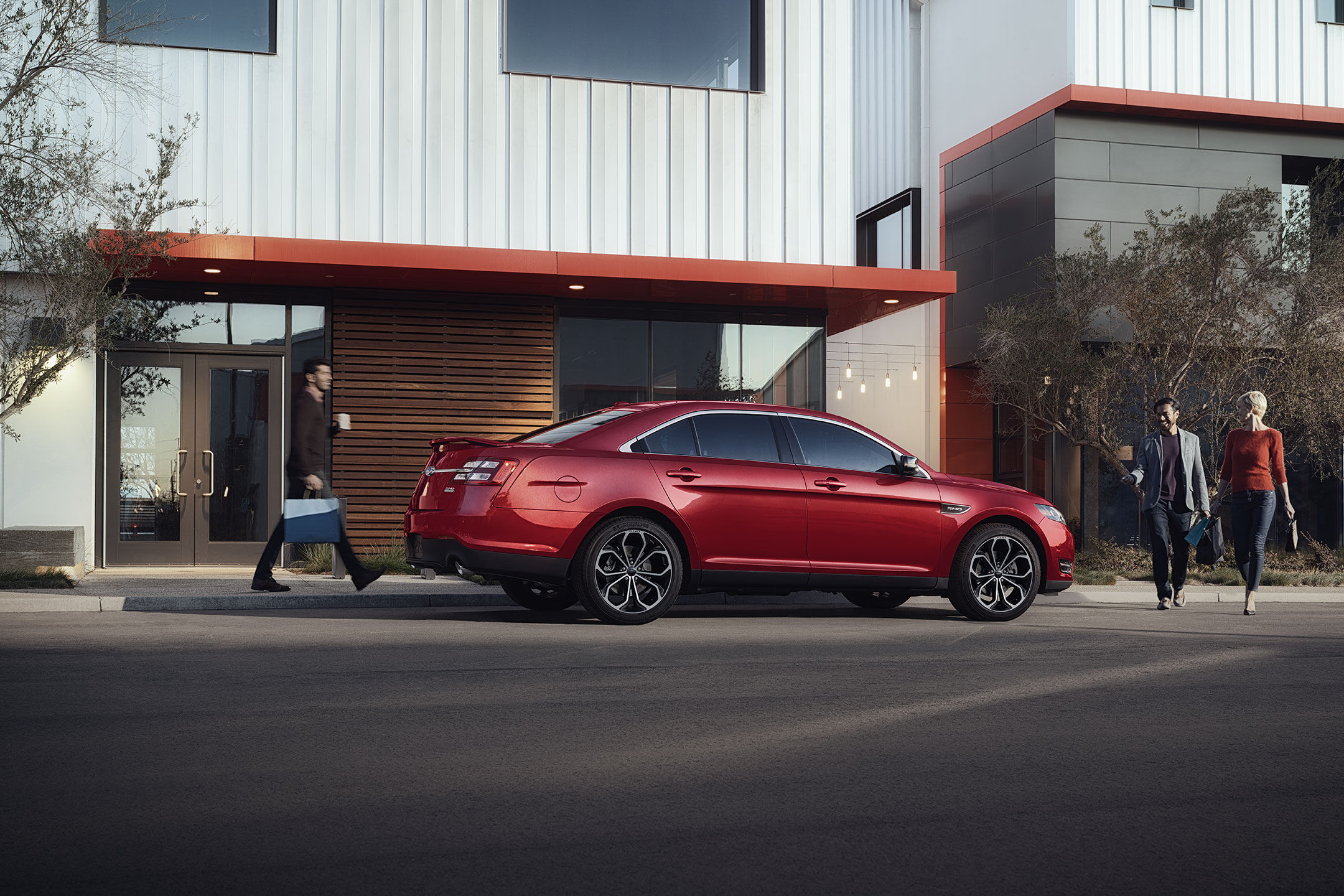 2016 Ford Taurus Sho >> 2017 Ford Taurus Overview - The News Wheel
