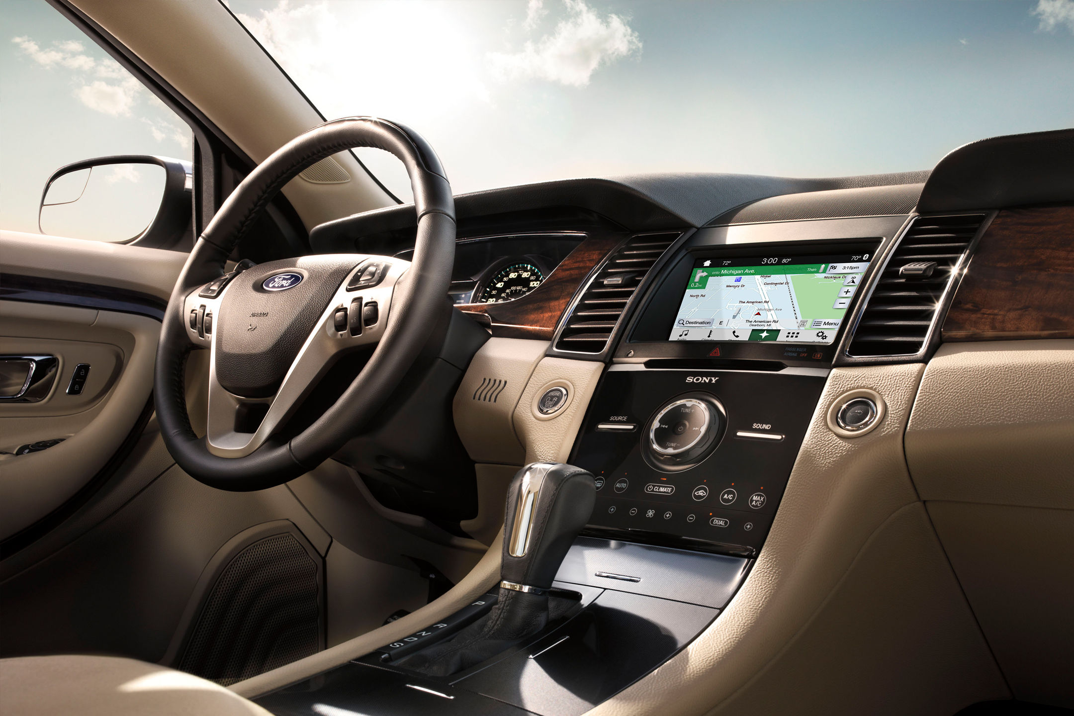 2017 ford taurus overview the news wheel. Black Bedroom Furniture Sets. Home Design Ideas