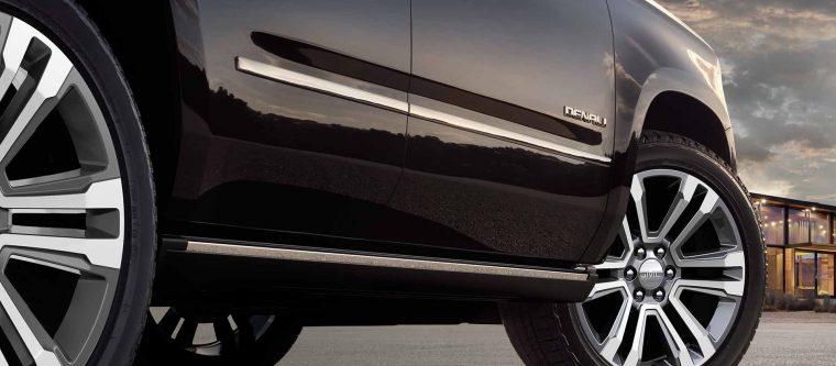 2017 GMC Yukon exterior
