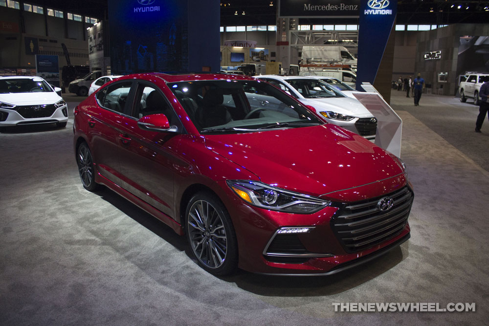 2017 Hyundai Sonata Hybrid >> 2017 Chicago Auto Show Photo Gallery: See the Cars Hyundai Had on Display - The News Wheel