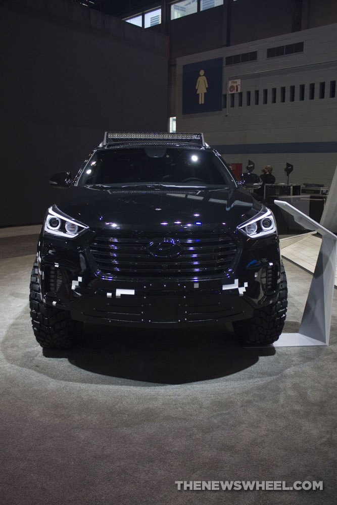 2017 Chicago Auto Show Photo Gallery See The Cars Hyundai