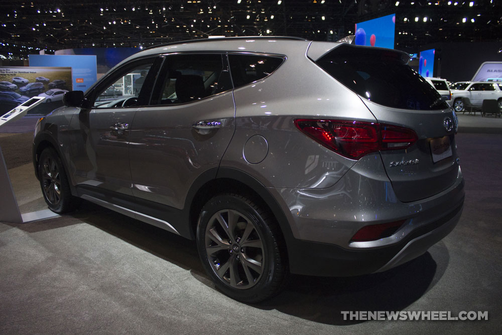 2017 chicago auto show photo gallery see the cars hyundai had on display the news wheel. Black Bedroom Furniture Sets. Home Design Ideas