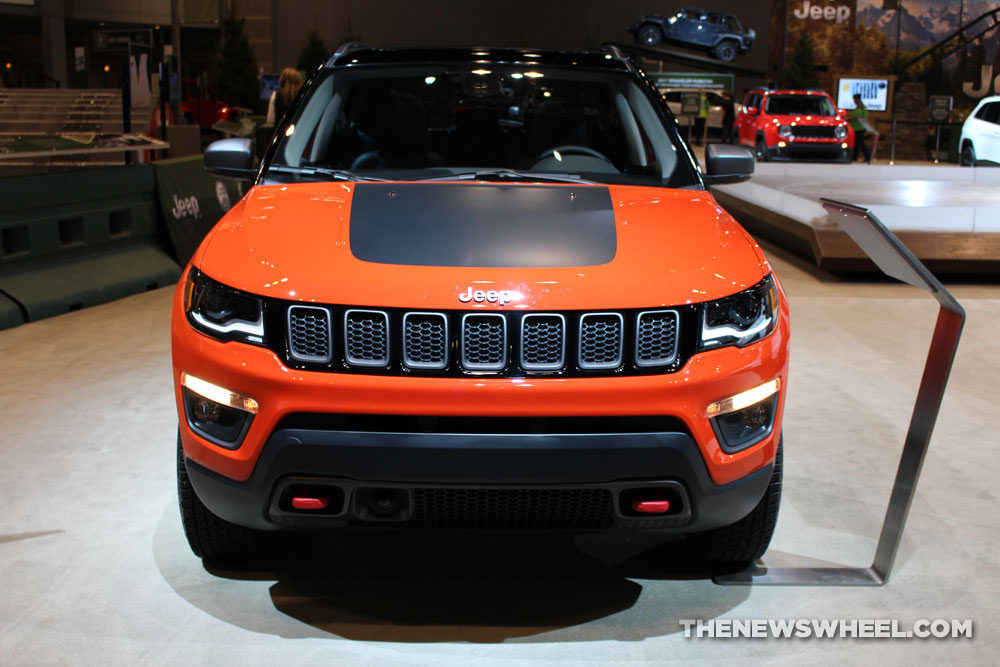 2017 jeep compass priced at 20 995 in us the news wheel. Black Bedroom Furniture Sets. Home Design Ideas
