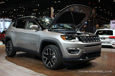 The 2017 Jeep Compass will feature a price tag of $22,090