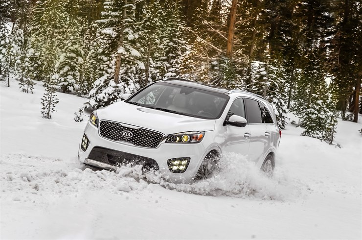 2017 Kia Sorento-Best 3-Row SUV for the Money