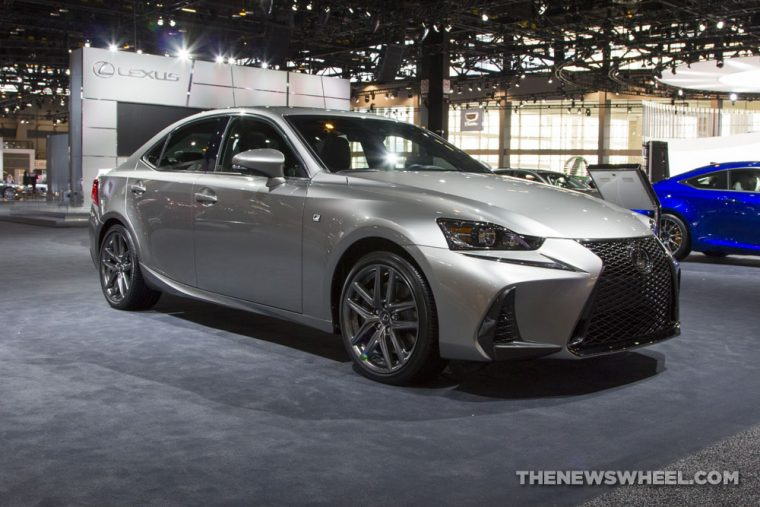 2017 Chicago Auto Show Photo Gallery: See the Cars Lexus ...