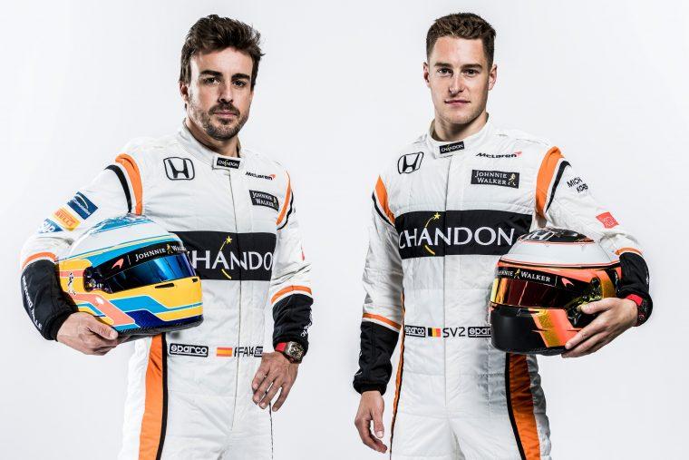 Fernando Alonso & Stoffel Vandoorne