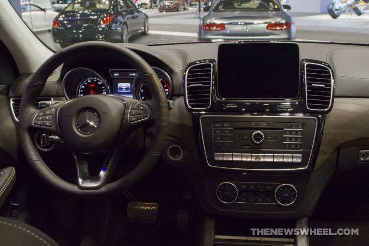 Mercedes-Benz brought its full fleet of vehicles to the 2017 Chicago Auto Show, including the 2017 Mercedes-Benz GLE-Class