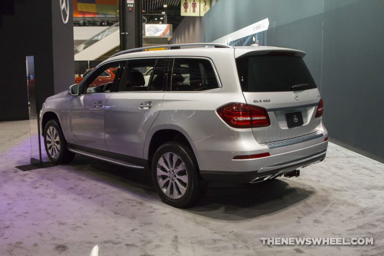 Mercedes-Benz brought its full fleet of vehicles to the 2017 Chicago Auto Show, including the 2017 Mercedes-Benz GLC-Class
