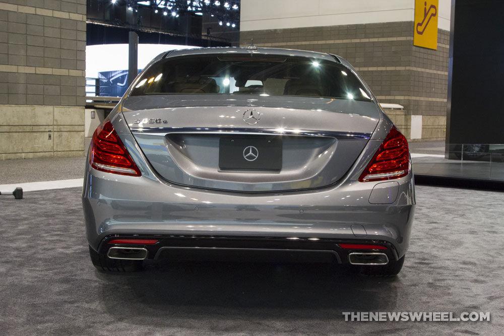 2017 mercedes benz s550e the news wheel for Mercedes benz chicago
