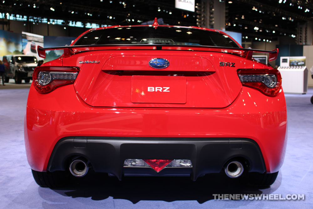 2017 Chicago Auto Show Photo Gallery: See the Cars Subaru ...