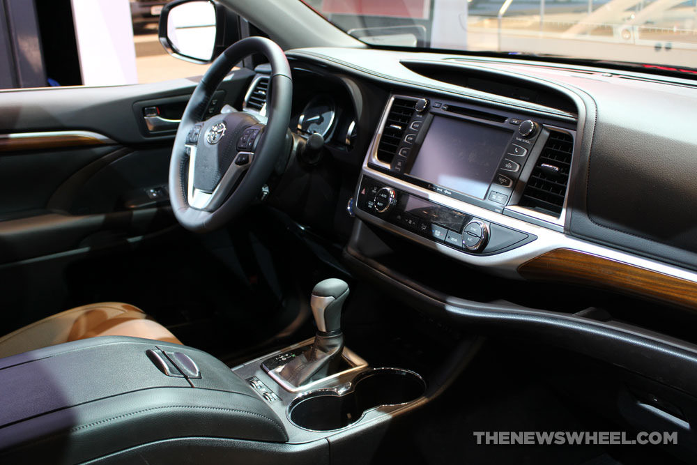 2017 Toyota Highlander Overview The News Wheel