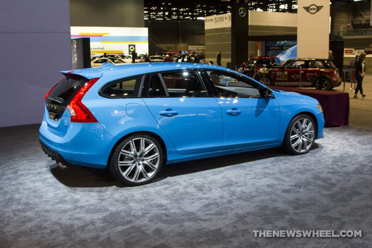 2017 Chicago Auto Show Photo Gallery: See the Cars Volvo Had on Display - The News Wheel