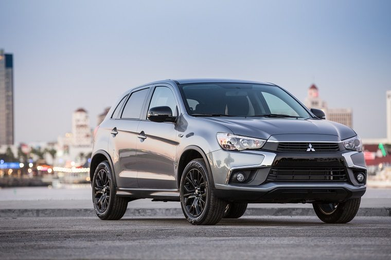 2017 Outlander Sport Limited Edition