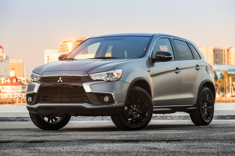 2017 Outlander Sport Limited Edition   The News Wheel