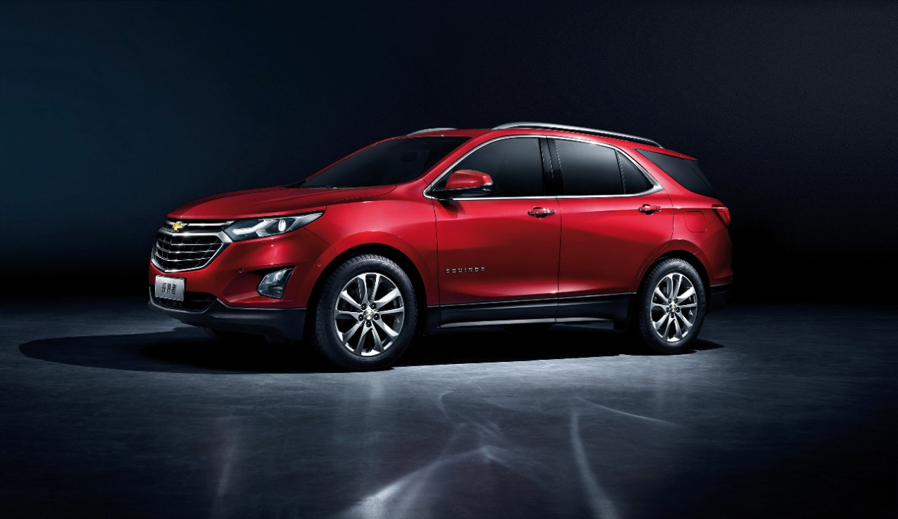 equinox becomes first 9 speed chevy in china the news wheel. Black Bedroom Furniture Sets. Home Design Ideas
