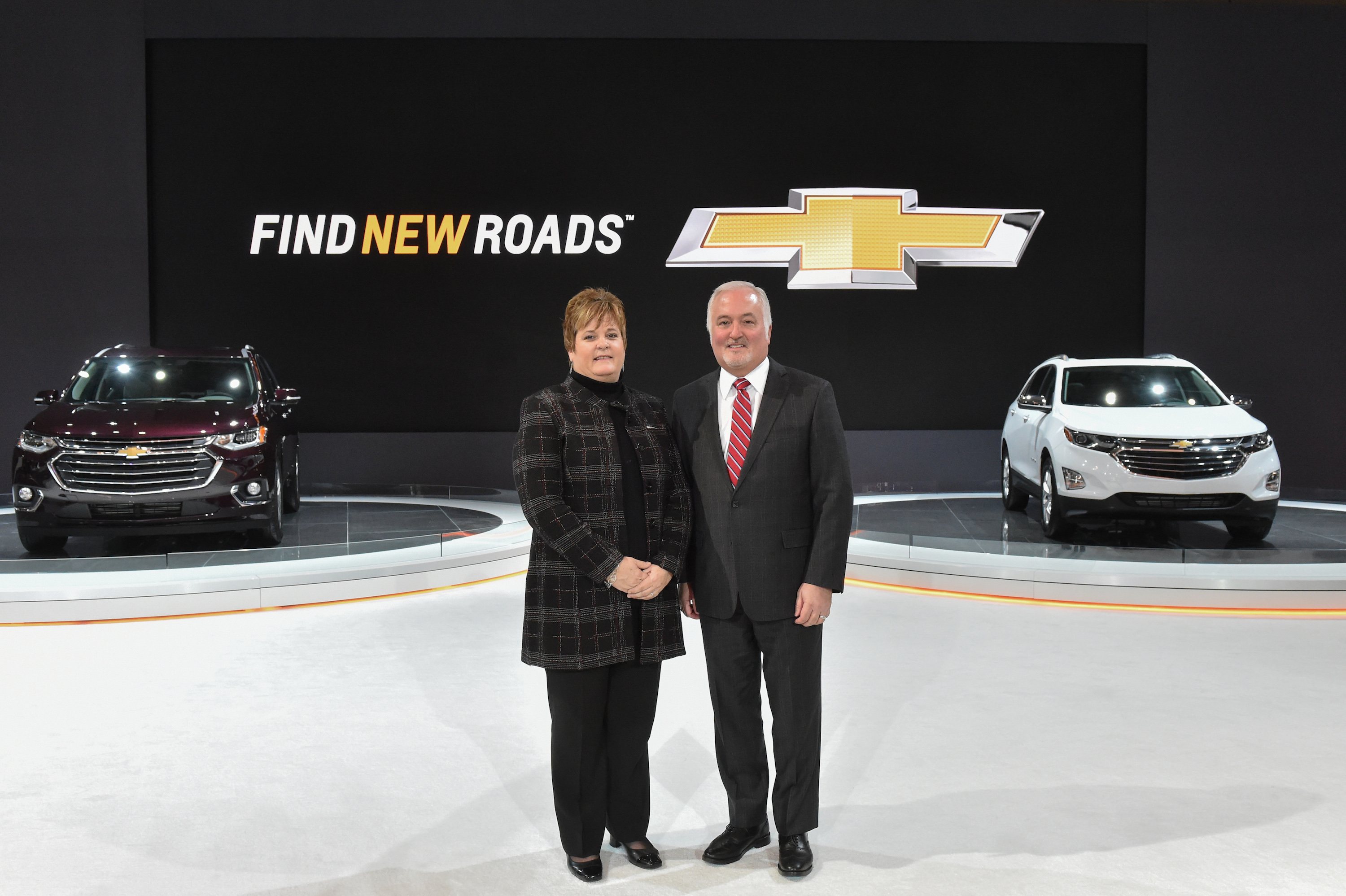 2018 chevy traverse and equinox turbo diesel make canadian for Pool show toronto 2018