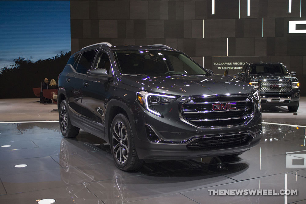 2017 CAS Photo Gallery: See the Trucks and SUVs GMC ...