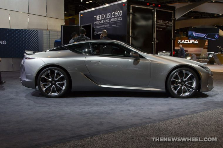 Car Lease Chicago >> 2017 Chicago Auto Show Photo Gallery: See the Cars Lexus Had on Display - The News Wheel