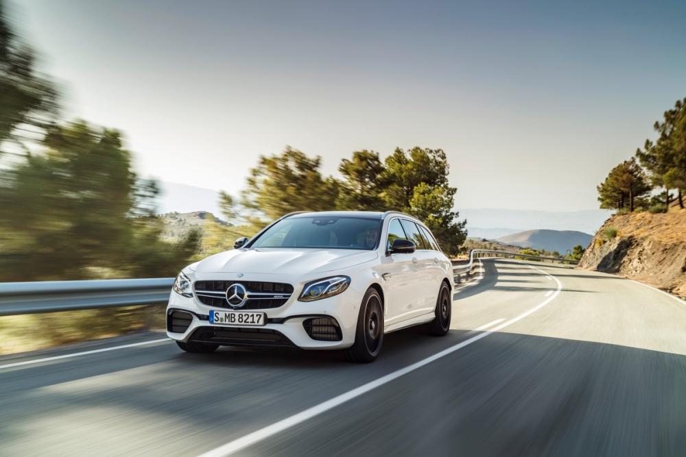 S 63 Amg 2017 >> The 2018 Mercedes-AMG E63 S Wagon | The News Wheel