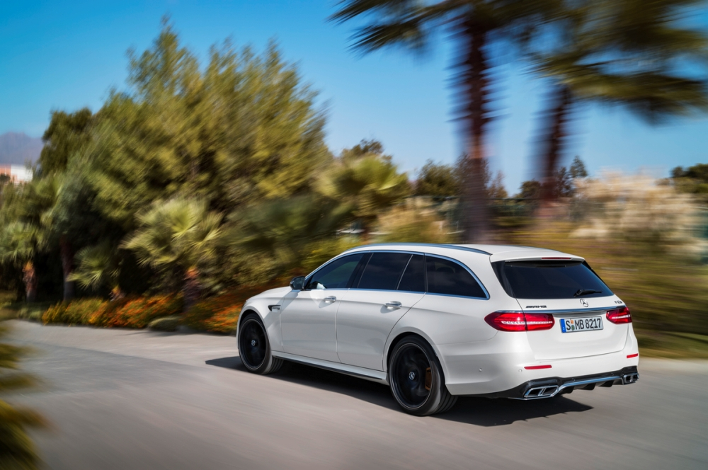 The 2018 Mercedes Amg E63 S Is The Station Wagon You Dream About