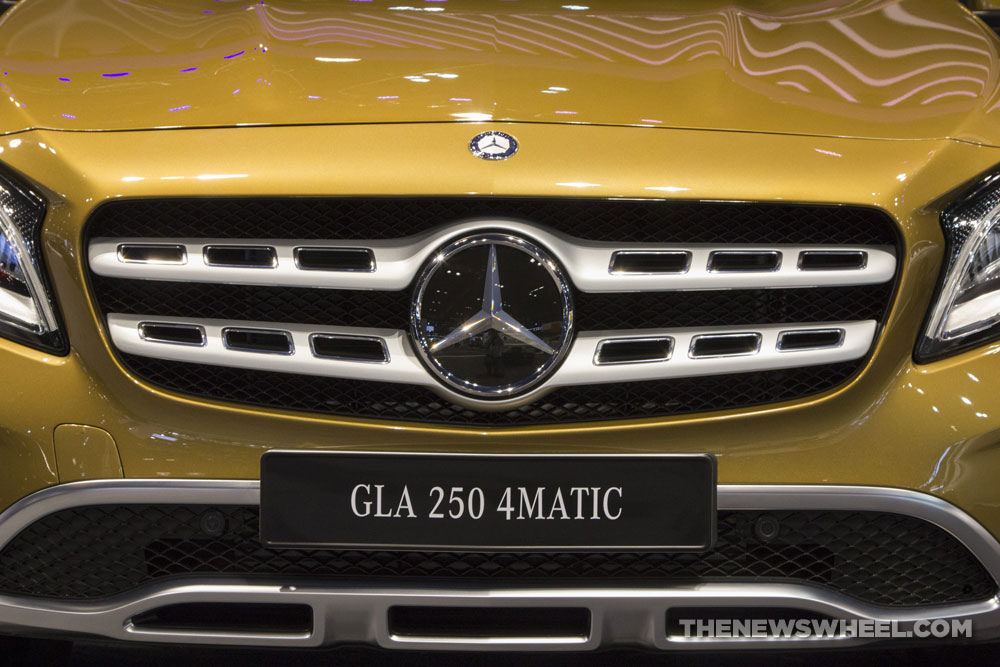 2018 mercedes benz gla 250 reviews for Mercedes benz gla 250 review
