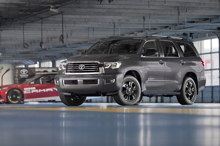 2018 Toyota Sequoia TRD Sport | The News Wheel