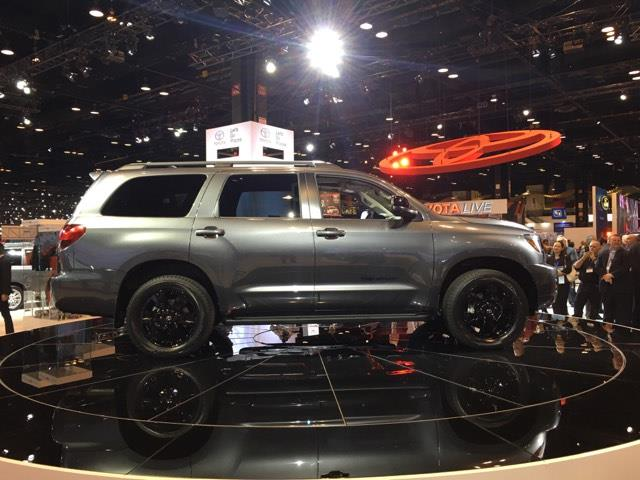 2018 Toyota Sequoia TRD Sport | The News Wheel