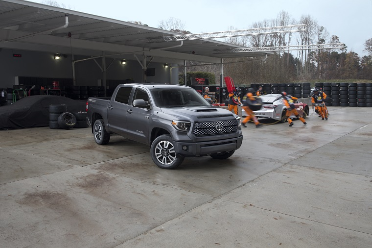 2018 Toyota Tundra Trd Sport The News Wheel