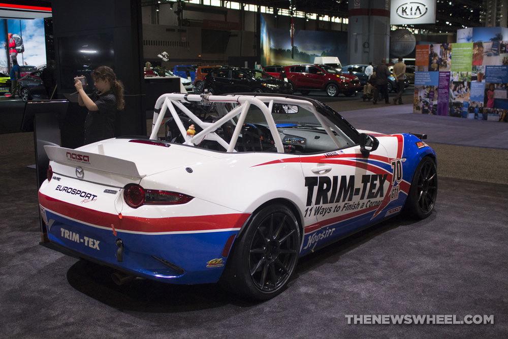 2017 Mazda MX-5 Racecar