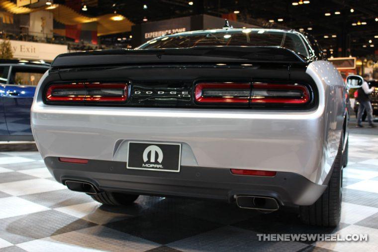 CAS Mopar '17 Dodge Challenger