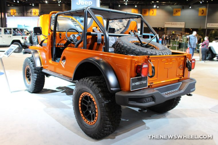 CAS Jeep CJ66 Concept