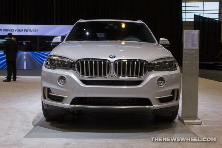 CAS 2017 BMW X5