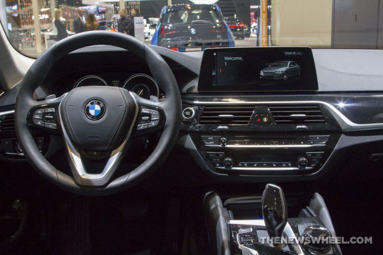 CAS 2017 BMW 530e